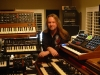 Erik Norlander Ensconced with Moog Synths