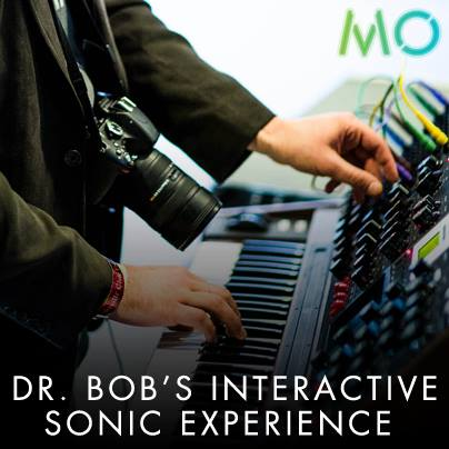 Bob Moog Foundation Brings Sonic Exploration to Mountain Oasis Electronic Music Summit