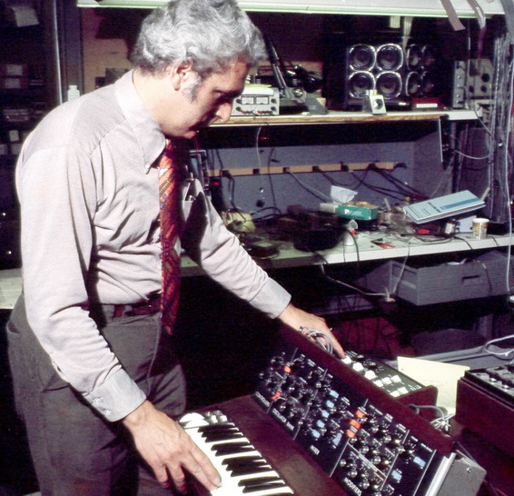 Introducing BMF student blogger Bubba Ayoub: What is unique about Moog?