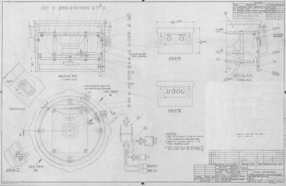 Bob Moog Foundation Archives - The Bob Moog Foundation