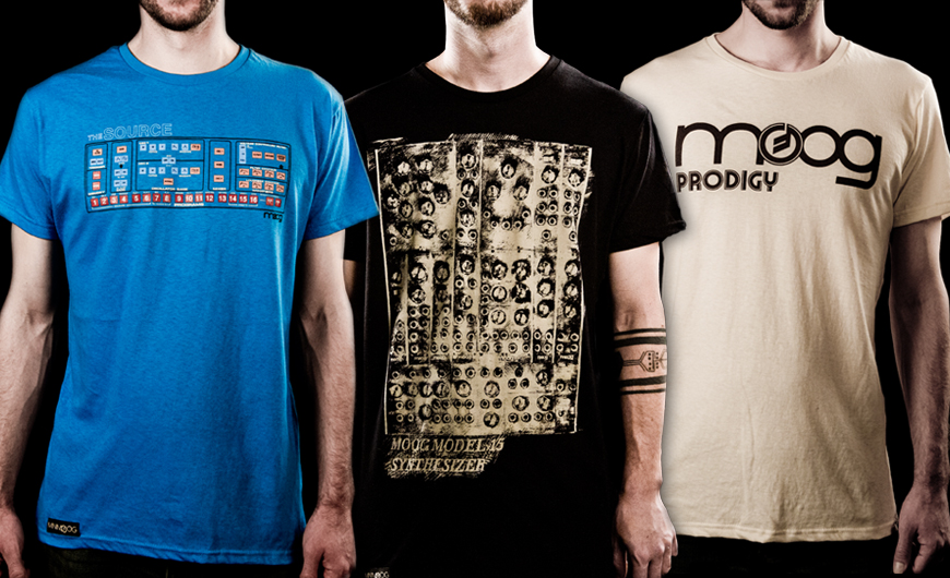 Moog Music Launches First Annual Birthday Promotion to Benefit Bob Moog Foundation