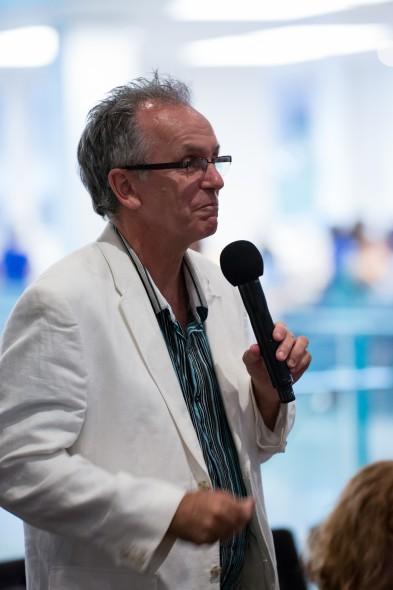 Bob Moog Foundation Apple Store Event-106