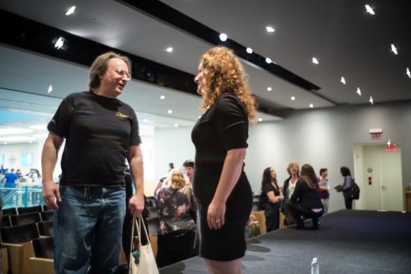 Bob Moog Foundation Apple Store Event-59