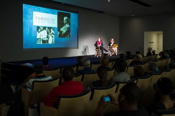 Bob Moog Foundation Apple Store Event-8