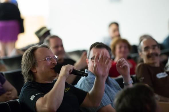 Bob Moog Foundation Apple Store Event-93