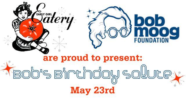 Bob's Birthday Salute Celebrates Impact of Creativity on Local Community