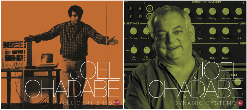 Bob Moog Foundation Features New Musical Works of Pioneering Synthesist Joel Chadabe
