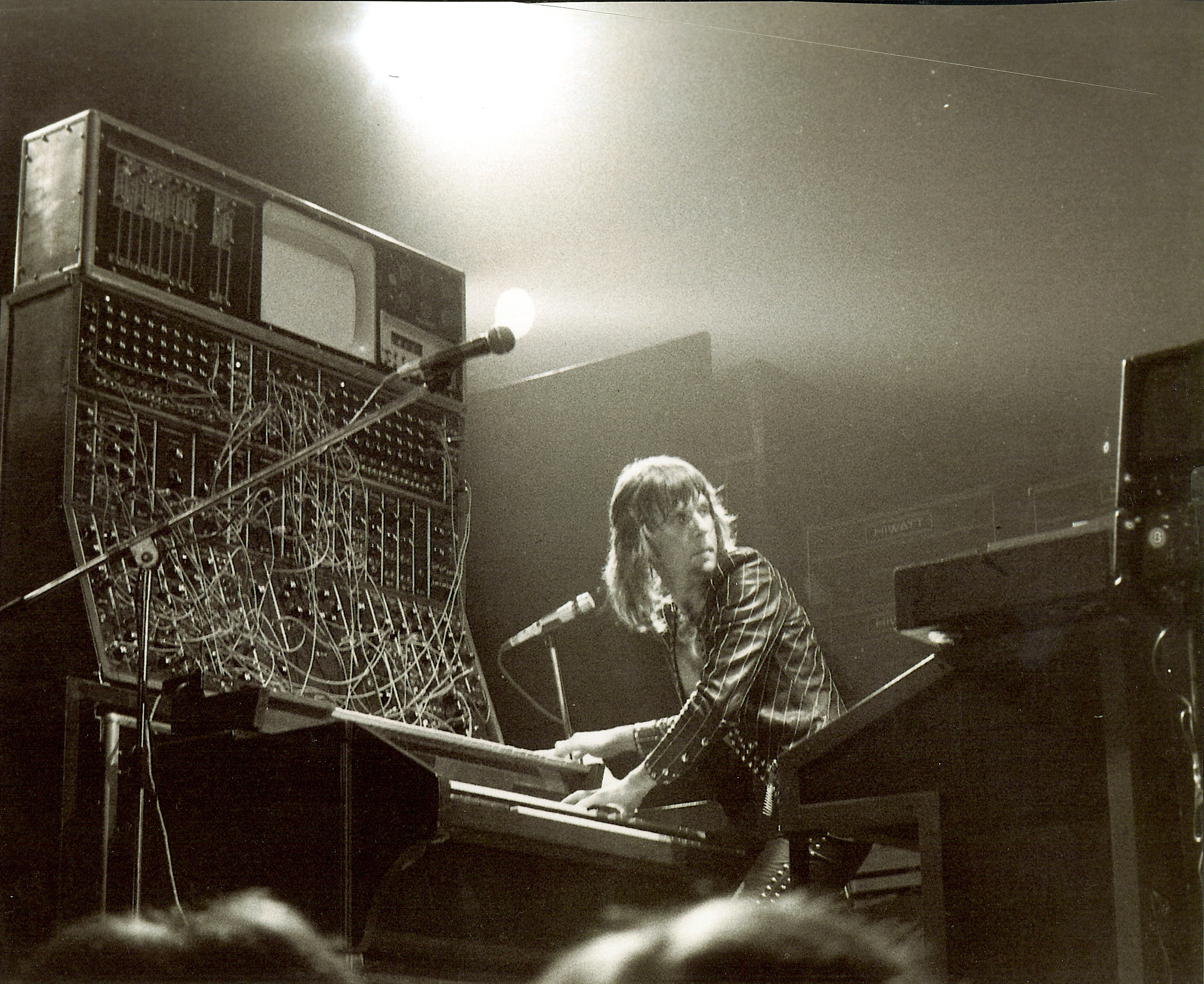 Michelle moog koussa remembers keith emerson the bob for The emerson