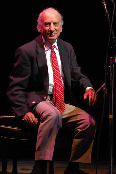 Dick Hyman in 2005.