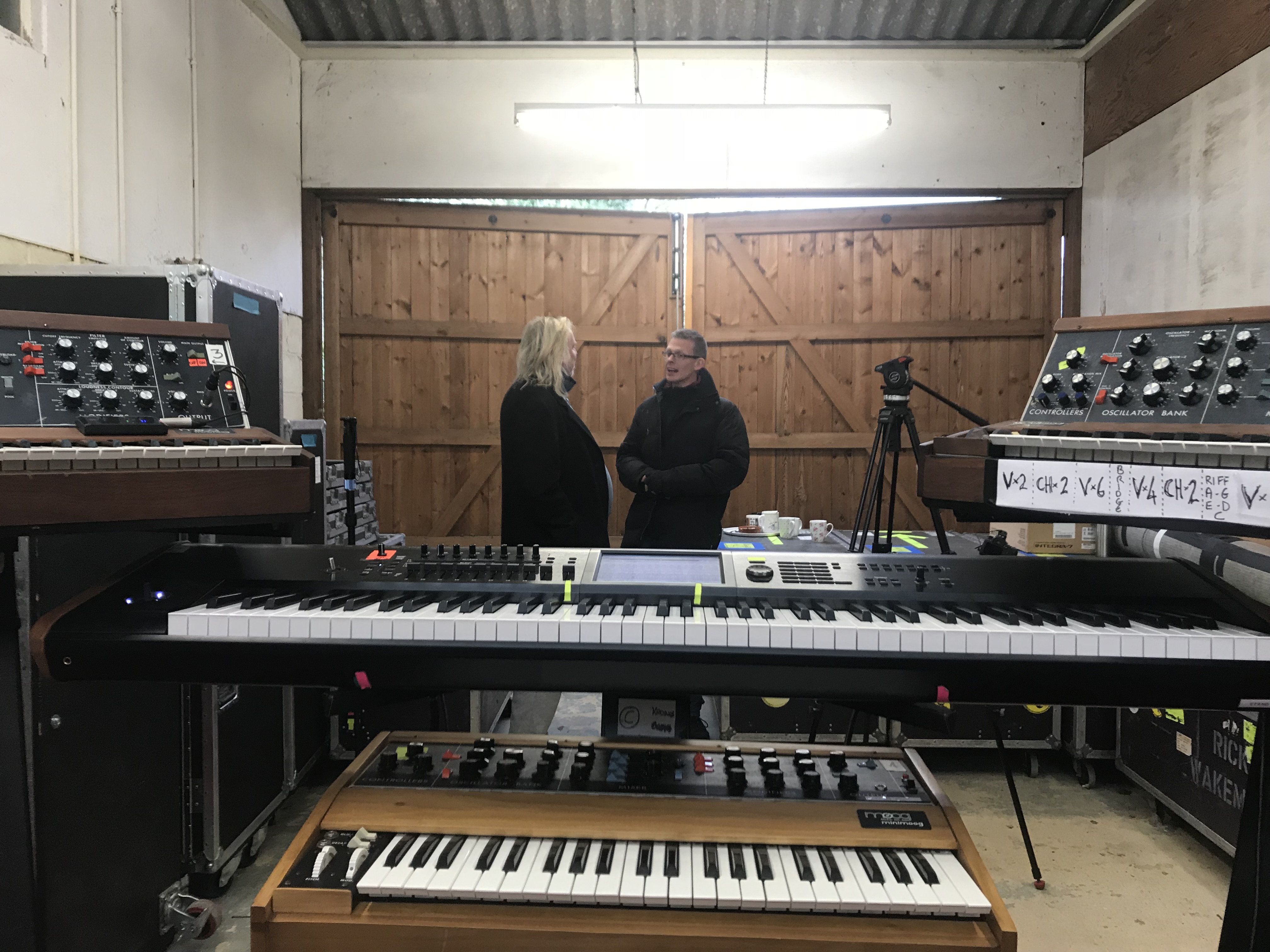 Electronic Voyager Filming Traces Bob Moog's Sonic Journey in Europe