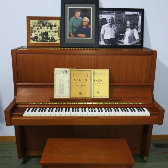 A Song For Bob's Piano Brings Inventor's Personal Legacy to Life