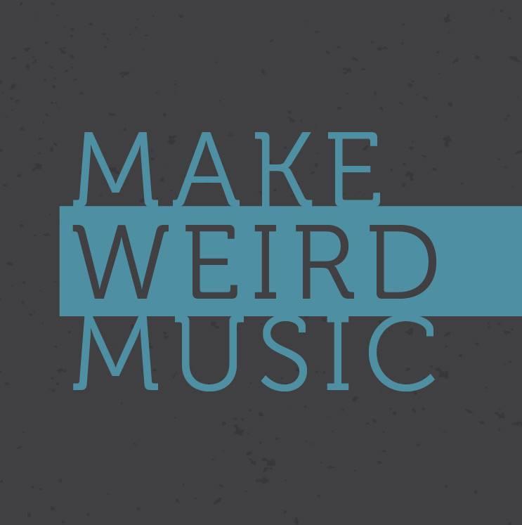Make Weird Music logo