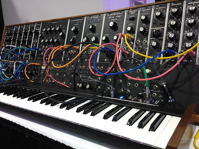 BMF student guestblogger Bubba Ayoub: Epic synth parts!