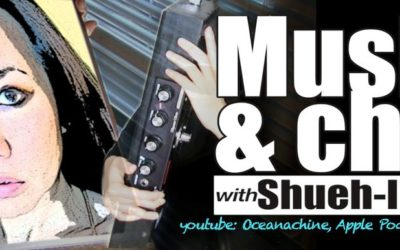 Music and Chat Live with Shueh-Li Ong – Season 2, Episode 12 with Michelle Moog-Koussa