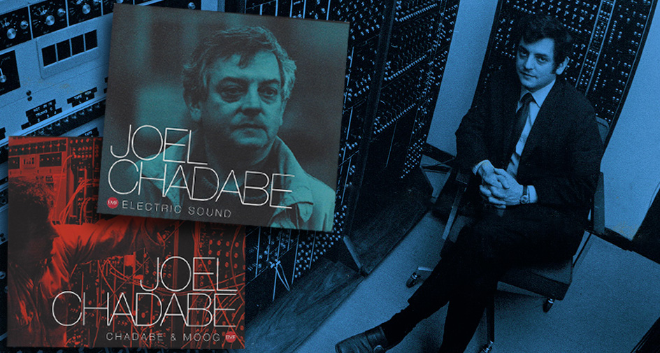 Bob Moog Foundation Features the Musical Works of Pioneering Synthesist Joel Chadabe
