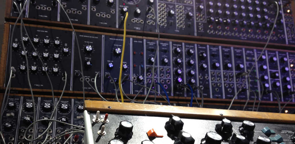 Winter NAMM 2015 in photos: sharing Bob's legacy with Michael Boddicker's modular