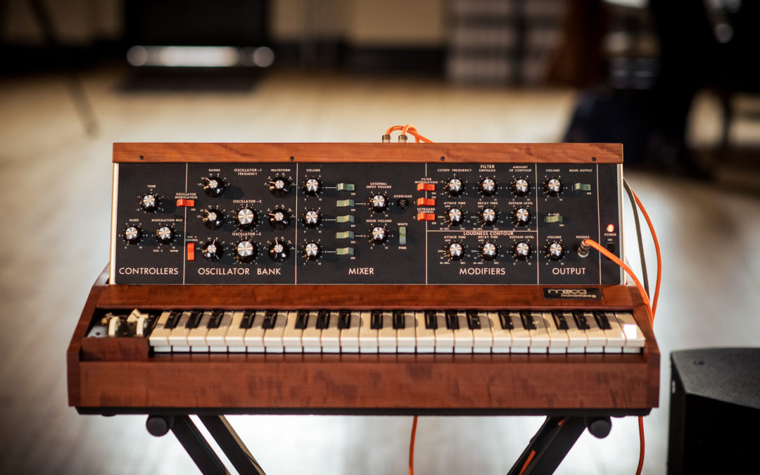 Rules and Regulations for 2021 Spring Minimoog Raffle