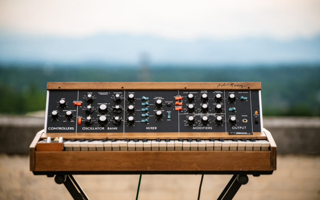 Rules and Regulations for BMF 15th Anniversary Minimoog Raffle