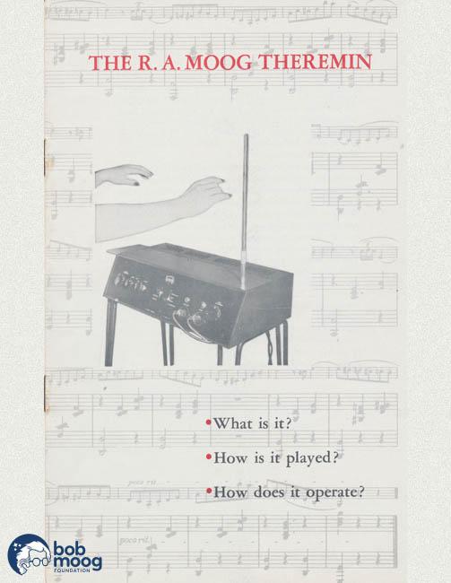 Historical Timeline of Moog Catalogs - The Bob Moog Foundation