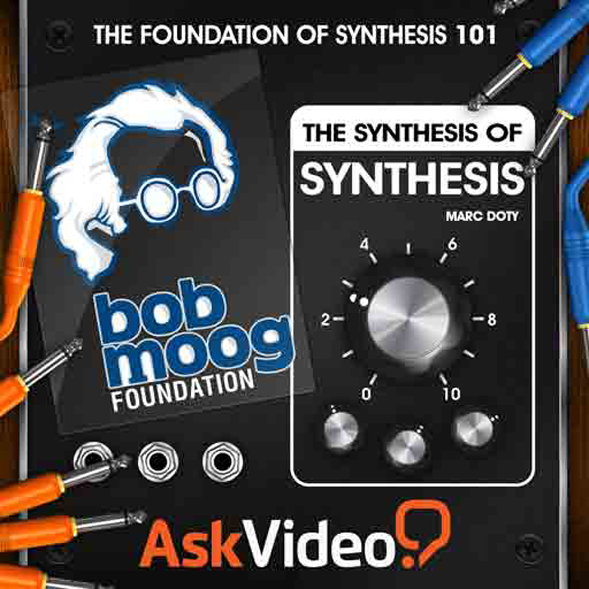 "BMF Creates ""The Foundation of Synthesis"" Educational Series for macProVideo.com"
