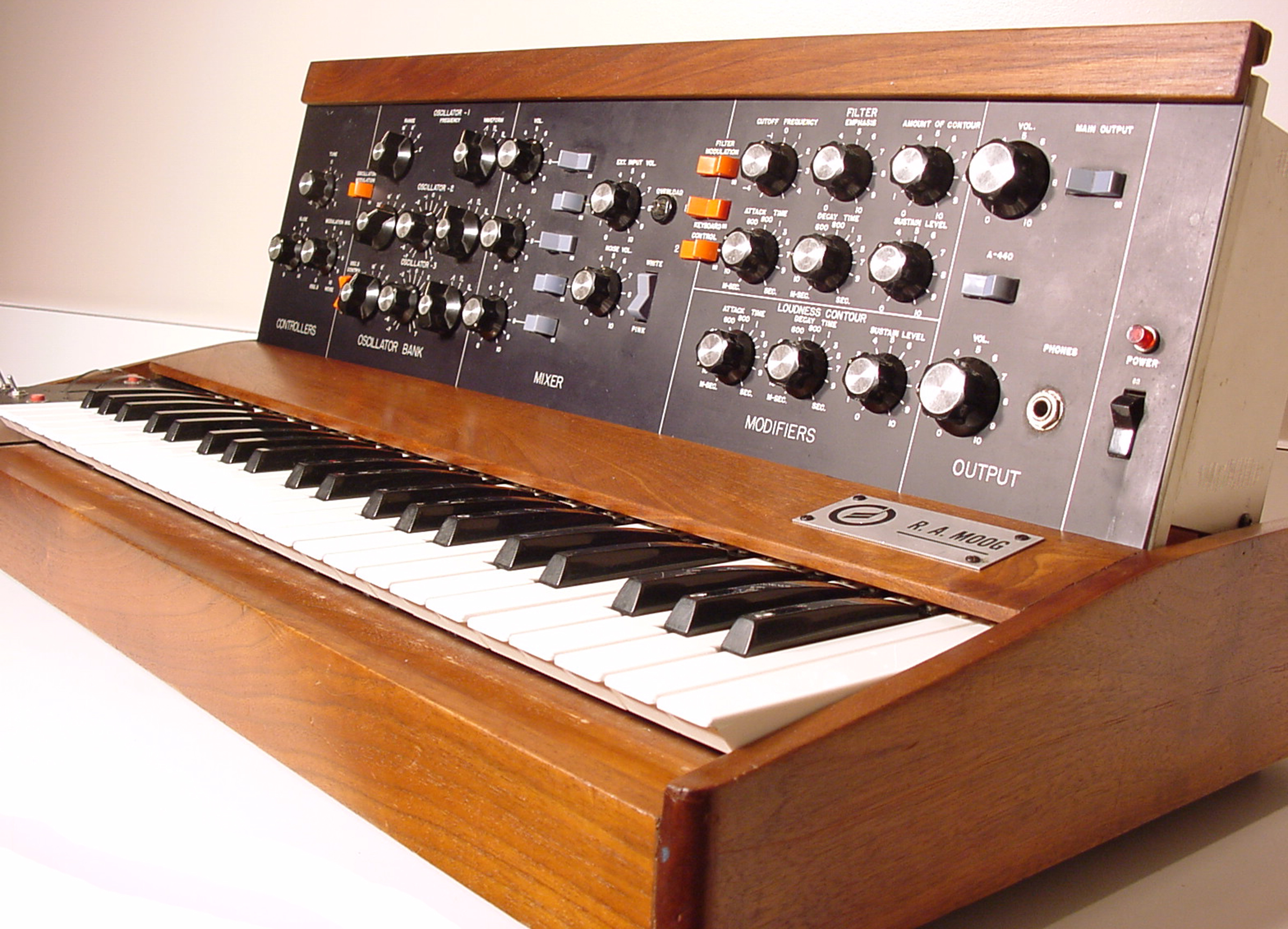 Switched-On: The Birth of the Moog Synthesizer