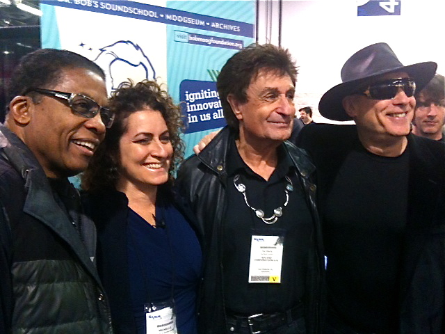 NAMM 2012: Celebrating our first booth space!