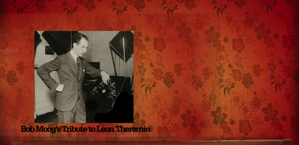 Leon Theremin's two birthdays: his official biographer speaks